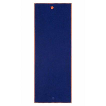 yogitoes yogitoes yoga towel 182cm 61cm chakra blu