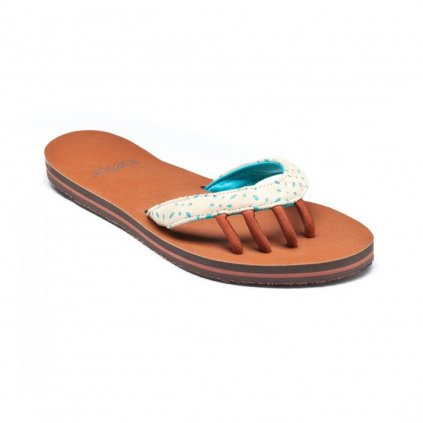 Toesox 5 prstové Diva Sandal Pearl (Veľkosti obuv 40)
