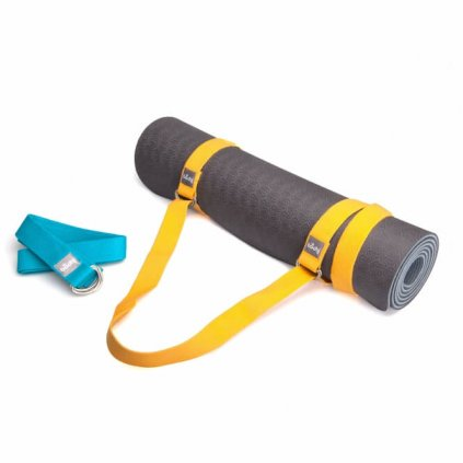 924x yoga yogagurt 2 in 1 baumwolle carrystrap