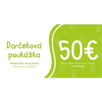 Poukazka50