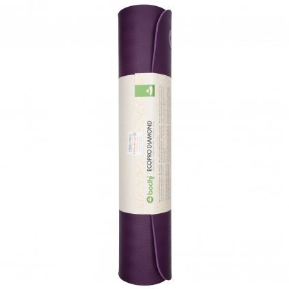 656r yoga naturkautschuk yogamatte ecopro karminrot bodhi anwendung