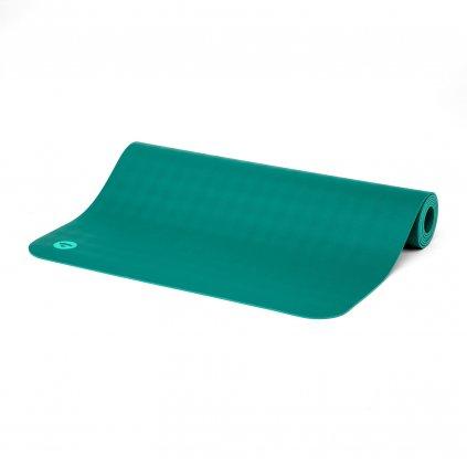 656jg yogamatte bodhi ecopro naturkautschuk jungle green