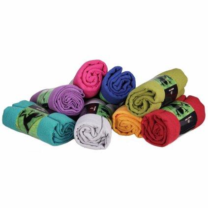 905x yoga yogatuch grip yoga towel antirutschnoppen sammelbild
