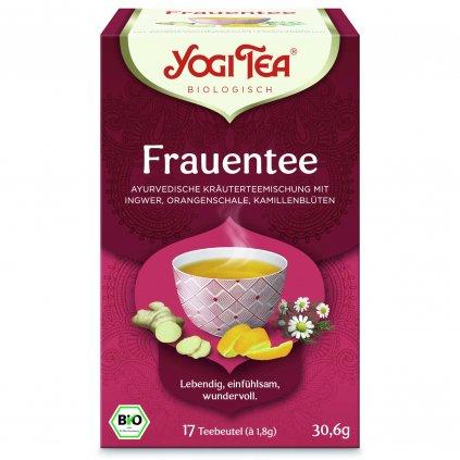 Yogi Tee Frauentee 1