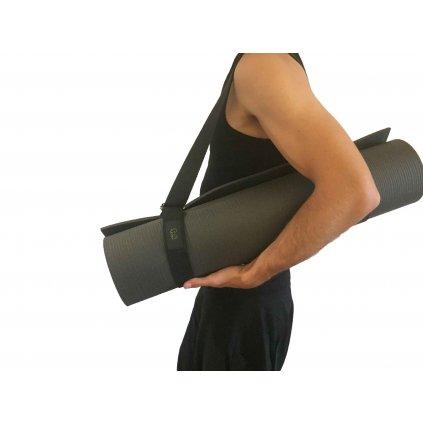 Objedajte si Popruh na jogamatku 40 mm čierny za 13,99 Dovoz od 75 EUR zdarma, doručenie do 2 dní, 98% spokojnosť, 100 dní na vrátenie. 888/M 1