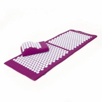 531sa yoga akupressur set vital xl aubergine