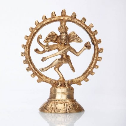nat15 meditation nataraj statue messing
