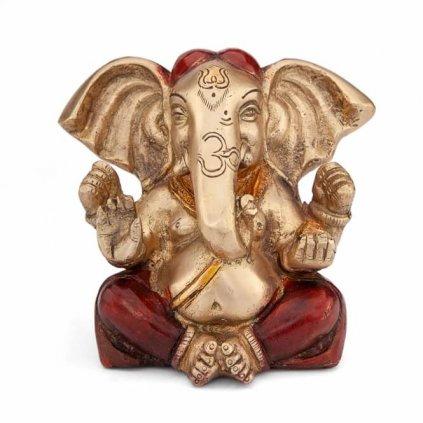 gan12g meditation zubehoer ganesh statue frontal