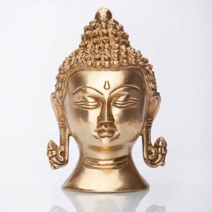 budk15 meditation buddah kopf statue