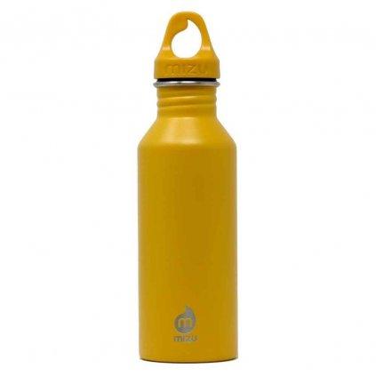 mizu m5 gold water bottle flaska za vodo