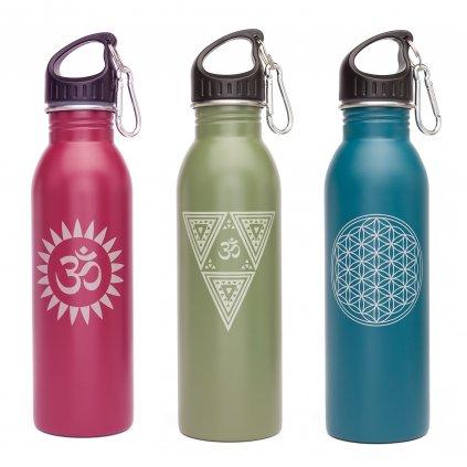 517x yoga lifestyle bodhi edelstahl trinkflasche sammelbild