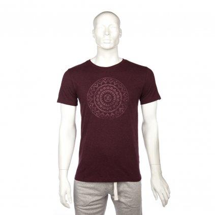 mtmbx yoga bodhi mens t shirt ethno mandala front