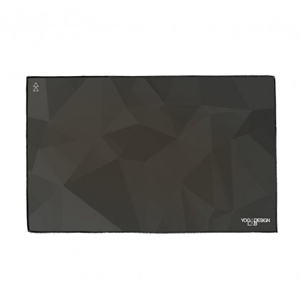 YDL Geo Night HAND TOWEL Unfolded low res