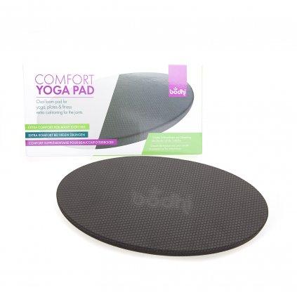 cyps fitness pilates comfort yoga pad anthrazit karton