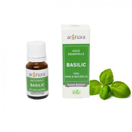 huile essentielle de basilic 100 pure et naturelle 10ml