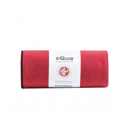 Objedajte si Manduka eQua® Yoga mat towel - passion 67 x 40 cm (červená) za 34,99 Dovoz od 75 EUR zdarma, doručenie do 2 dní, 98% spokojnosť, 100 dní na vrátenie. 1122/M 1