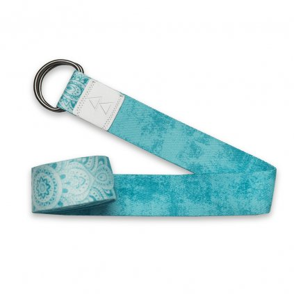 Mandala Turquoise Strap YDL 6 low res