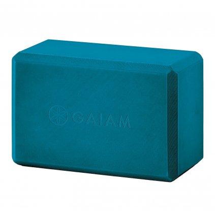 Gaiam brick penový joga blok 23 x 15 x 10 cm