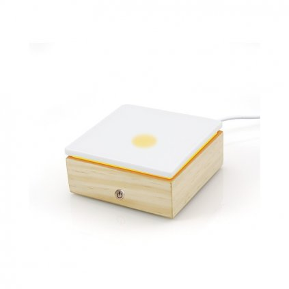 stonelia square gentle heat diffuser