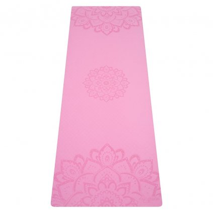 9124160mm flow mat pure mandala rose 9928