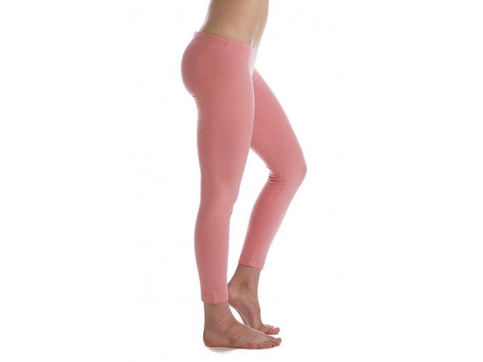 Saprema Global Yoga Low Tights legíny (ružová)