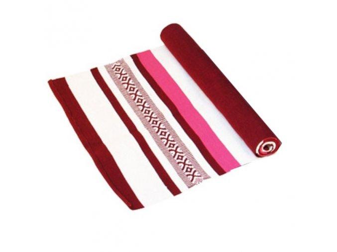 Objedajte si Bodhi koberec na jógu Red Tones/White za 29,99 Dovoz od 75 EUR zdarma, doručenie do 2 dní, 98% spokojnosť, 100 dní na vrátenie. 1584 1