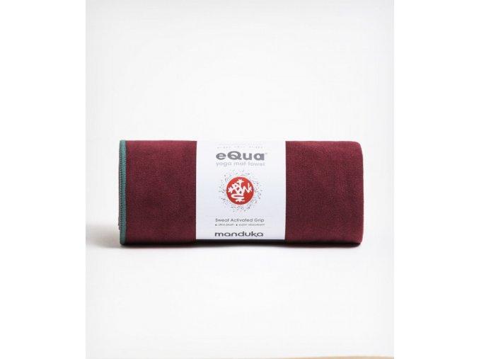 Objedajte si Manduka equa® joga uterák na ruky - Port 67 x 40 cm (bordová) za 11,99 Dovoz od 75 EUR zdarma, doručenie do 2 dní, 98% spokojnosť, 100 dní na vrátenie.  1