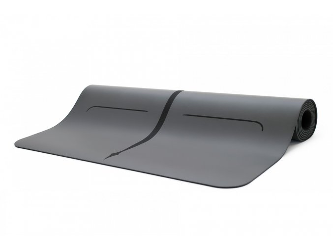 Liforme Evolve Joga podložka 4 mm (šedá)