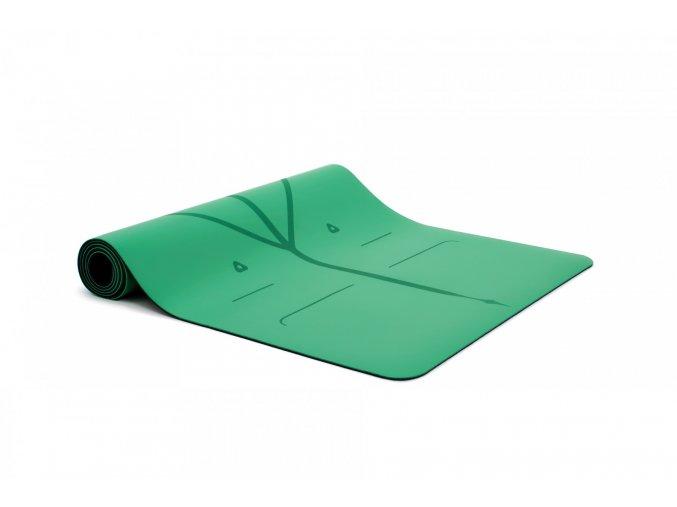 Objedajte si Liforme Yoga Mat  podložka 4 mm (zelená) za 140,00 Dovoz od 75 EUR zdarma, doručenie do 2 dní, 98% spokojnosť, 100 dní na vrátenie. 996/M 1
