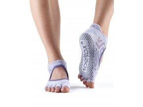 Objedajte si Toesox Halftoe Bellarina Grip protišmkové ponožky (Diamond Lotus) za 14,49 Dovoz od 75 EUR zdarma, doručenie do 2 dní, 98% spokojnosť, 100 dní na vrátenie. 112015070 1