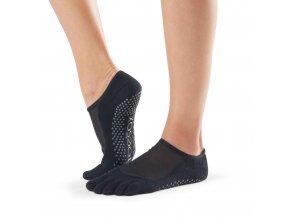 Objedajte si Toesox Fulltoe Luna protišmykové ponožky (čierna) za 14,99 Dovoz od 75 EUR zdarma, doručenie do 2 dní, 98% spokojnosť, 100 dní na vrátenie. 134021077 1