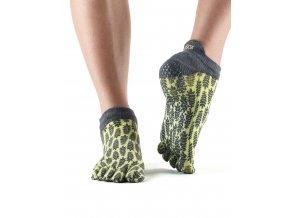 Objedajte si ToeSox Fulltoe Low Rise Citron protišmkové ponožky za 13,99 Dovoz od 75 EUR zdarma, doručenie do 2 dní, 98% spokojnosť, 100 dní na vrátenie. 1524/CER 1
