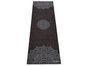 Yoga Design Lab Mat Towel Mandala Black uterák na podložku 183 x 61 cm za 41,99 Dovoz od 75 EUR zdarma, doručenie do 2 dní, 98% spokojnosť, 100 dní na vrátenie.  1
