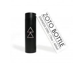 Yoga Design Lab Zoto Bottle fľaša 450 ml za 23,99 Dovoz od 75 EUR zdarma, doručenie do 2 dní, 98% spokojnosť, 100 dní na vrátenie.  1