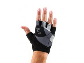 web gloves grip decogrey front rukavice acroyoga