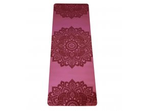 Yoga Design Lab the Infinity Mat Rose 5 mm joga podložka4