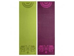 896ex yoga design yogamatte elephants mandala bodhi