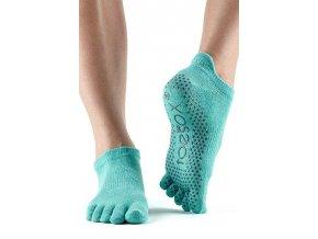 toesox sock toesox aqua full toe low rise grip socks 2065804984374 600x