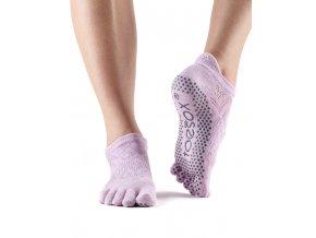 Socks Grip LowRise FT Diamond Freesia