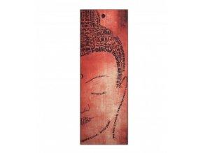 MANDUKA yogitoes® joga uterák - Grace (červená)
