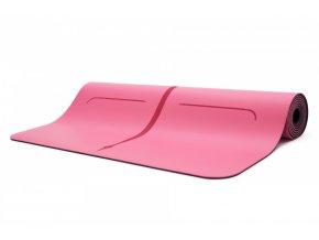 Liforme Evolve Joga podložka 4 mm (ružová)