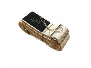 Objedajte si Popruh na jogamatku 40 mm béžový za 13,99 Dovoz od 75 EUR zdarma, doručenie do 2 dní, 98% spokojnosť, 100 dní na vrátenie. 936 1