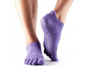 Objedajte si ToeSox Fulltoe Low Rise protišmykové ponožky (fialová) za 13,99 Dovoz od 75 EUR zdarma, doručenie do 2 dní, 98% spokojnosť, 100 dní na vrátenie. 938 1