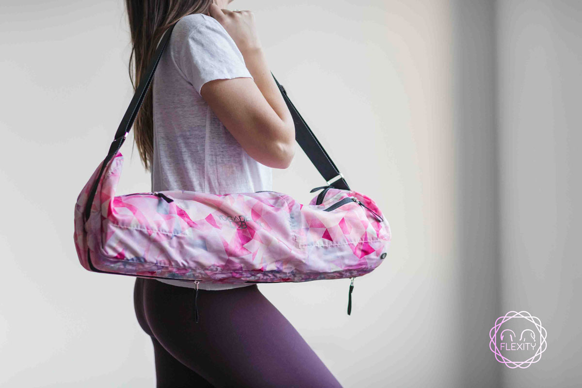 How to Choose a Yoga Mat Bag