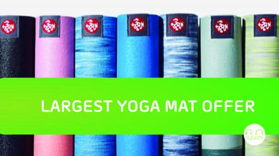 All yoga mats