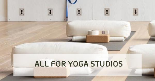All for yoga studios
