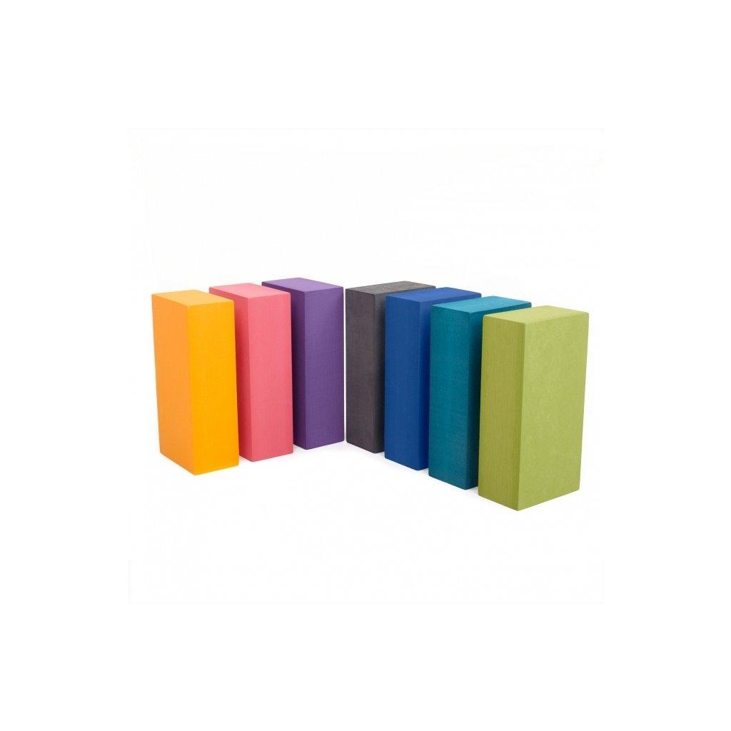 Bodhi Asana yoga brick foam block 22 x 11 x 7 cm11839/ZLT