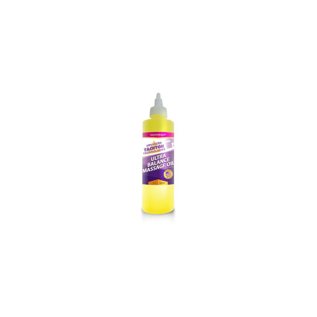 Tachyonized Ultra-Balance Massage Oil 240 ml12302