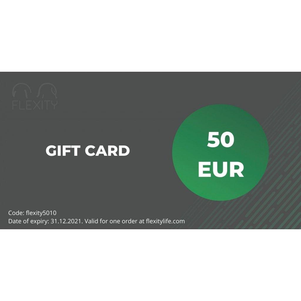 Gift Certificate 50 EUR12948