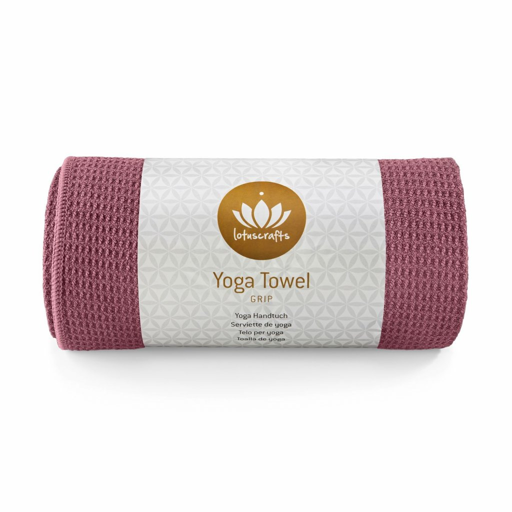 Lotuscrafts Yoga Towel Grip Towel Yoga 183 x 61 cm12999/SED